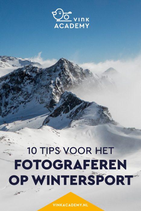 wintersportvakantie: 10 fotografietips