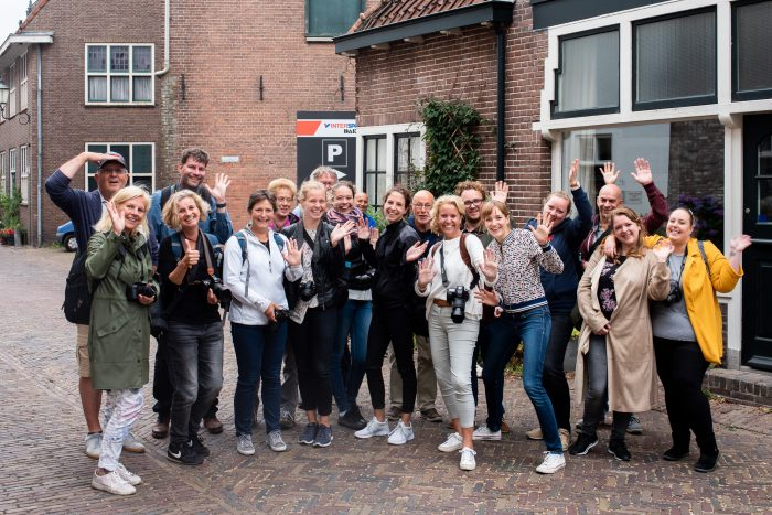 Meet-up in Amersfoort